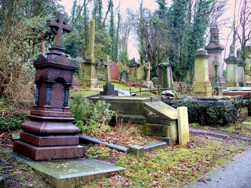 Хайгетское кладбище