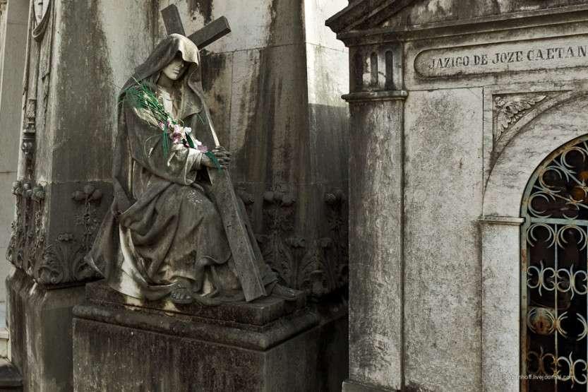 Кладбище Празереш