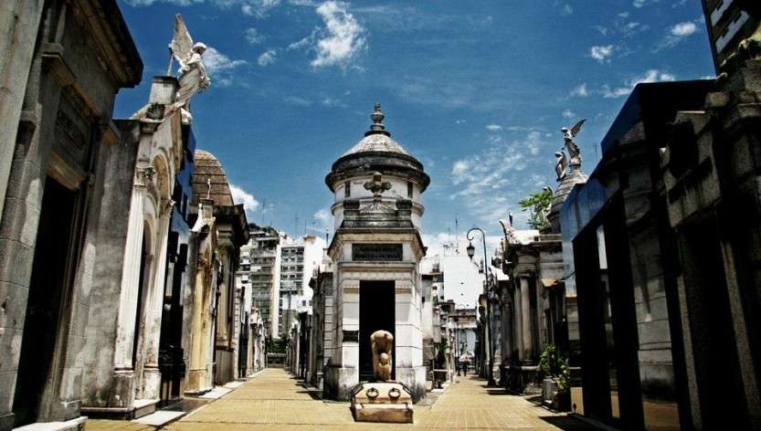 Кладбище Централфридхоф