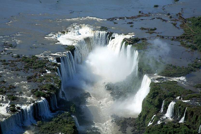 1-Национальный парк Водопады Игуасу