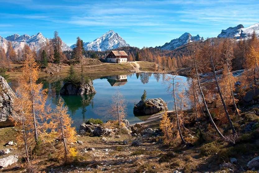 10-Доломитовые Альпы. Италия