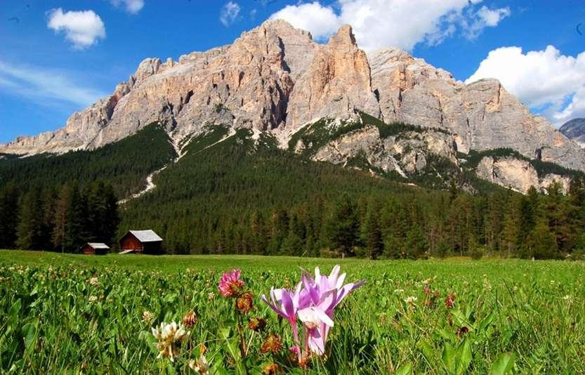 11-Доломитовые Альпы. Италия