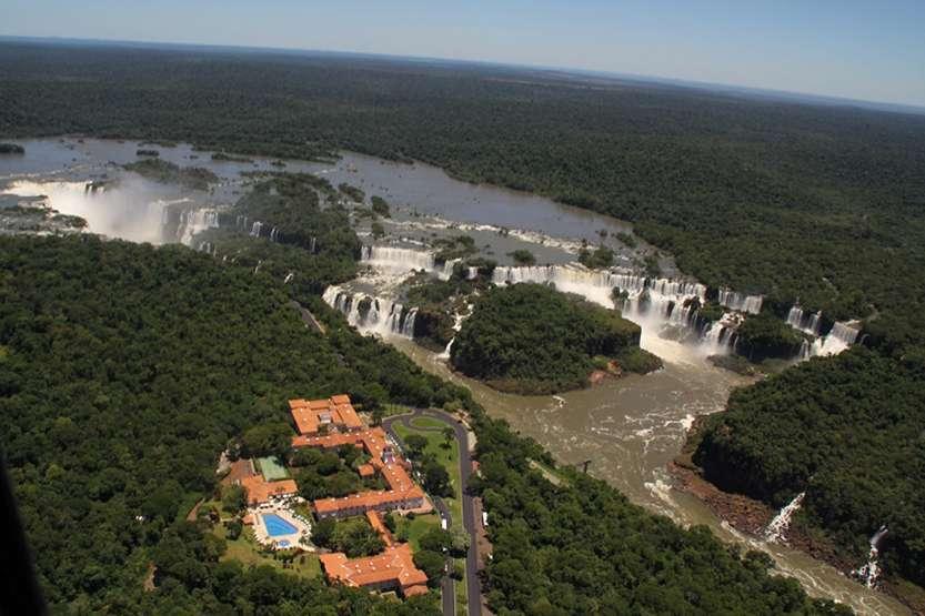 11-Водопады Игуасу