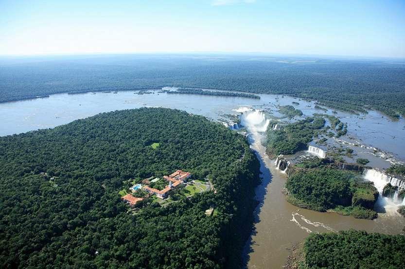 12-Водопады Игуасу