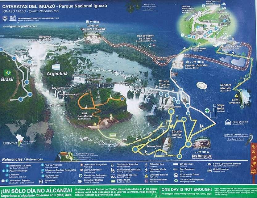 18-Водопады Игуасу