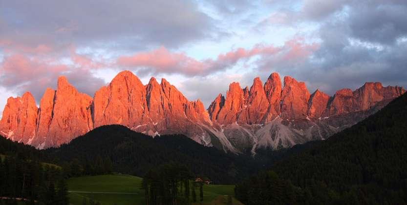 2-Доломитовые Альпы. Италия