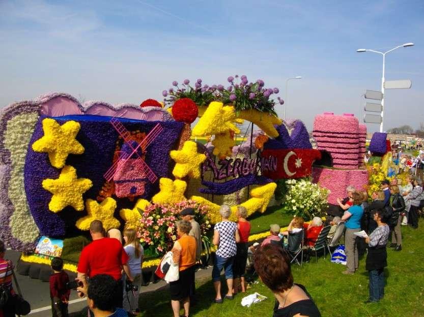 3 Flower Parade, Amsterdam