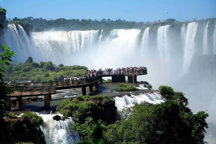 3-Водопады Игуасу
