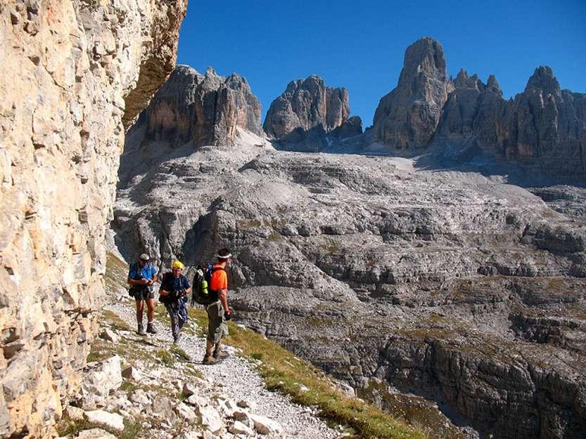 4-Доломитовые Альпы. Италия