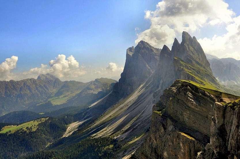 5-Доломитовые Альпы. Италия