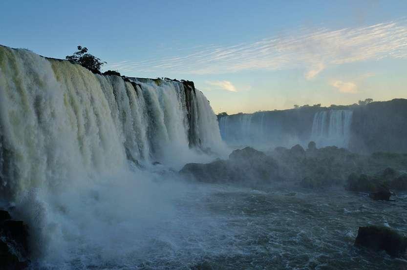 5-Водопады Игуасу