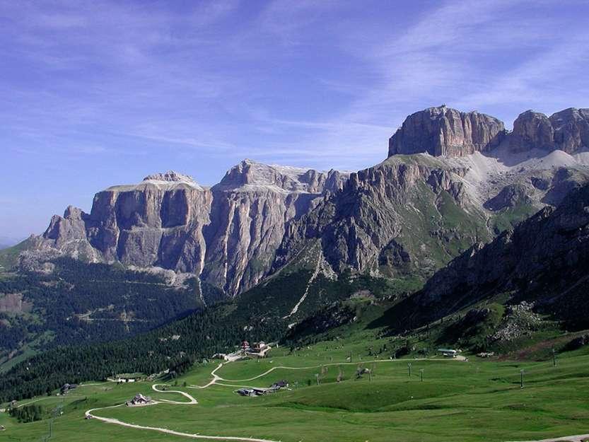 7-Доломитовые Альпы. Италия