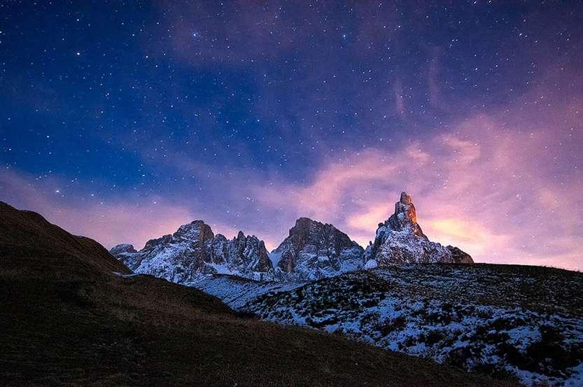 8-Доломитовые Альпы. Италия