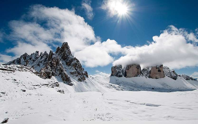 9-Доломитовые Альпы. Италия