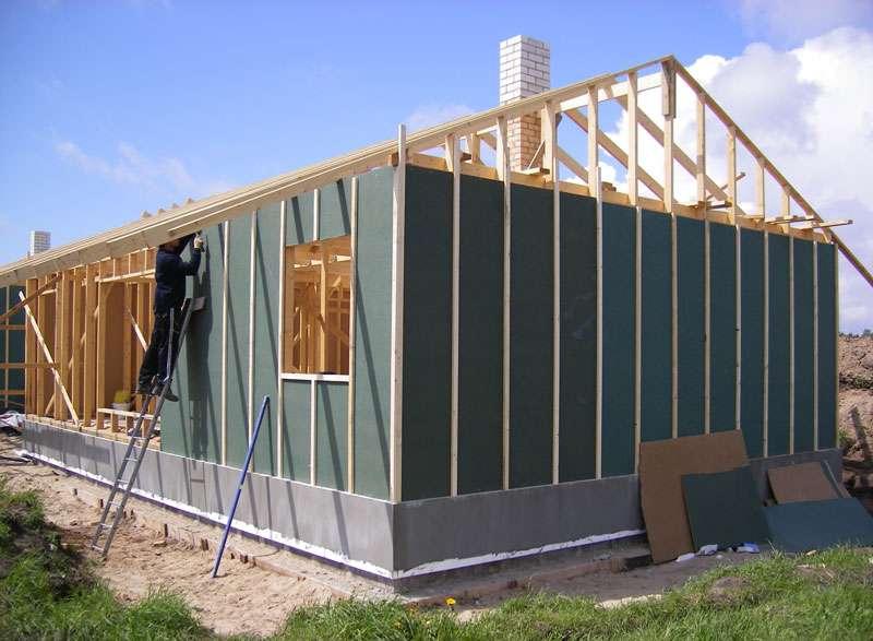 Как правильно утеплить стены дома?