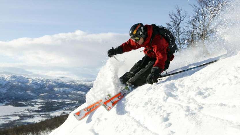 На лыжи и вперед