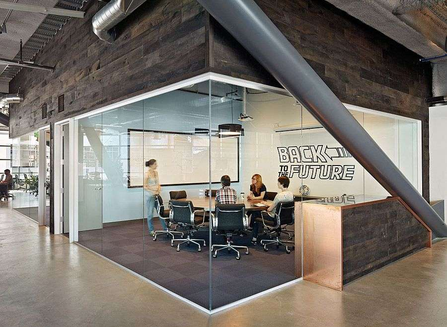 фото галереи в офисе
