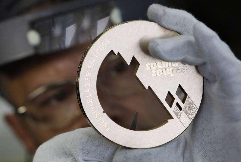 Из чего изготавливаются медали для Олимпиад?