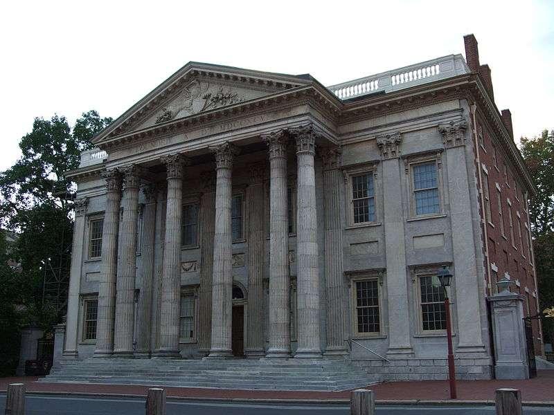 Самый старый в мире банк