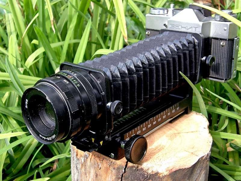 Этапы создания фотоаппаратов