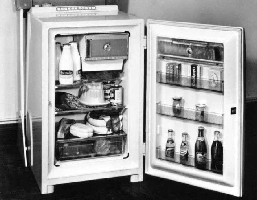 История создания холодильника