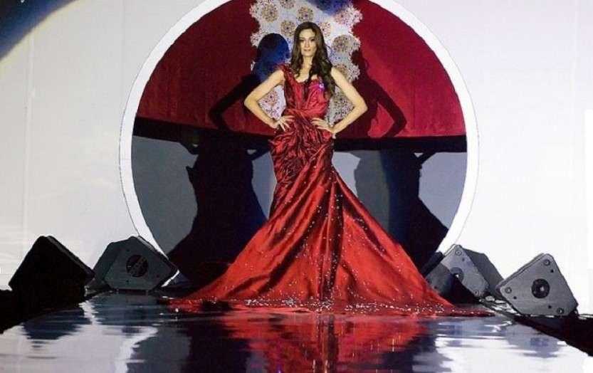 Какое самое шикарное платье в мире?