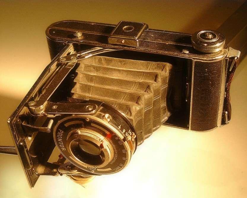 История создания фотографий
