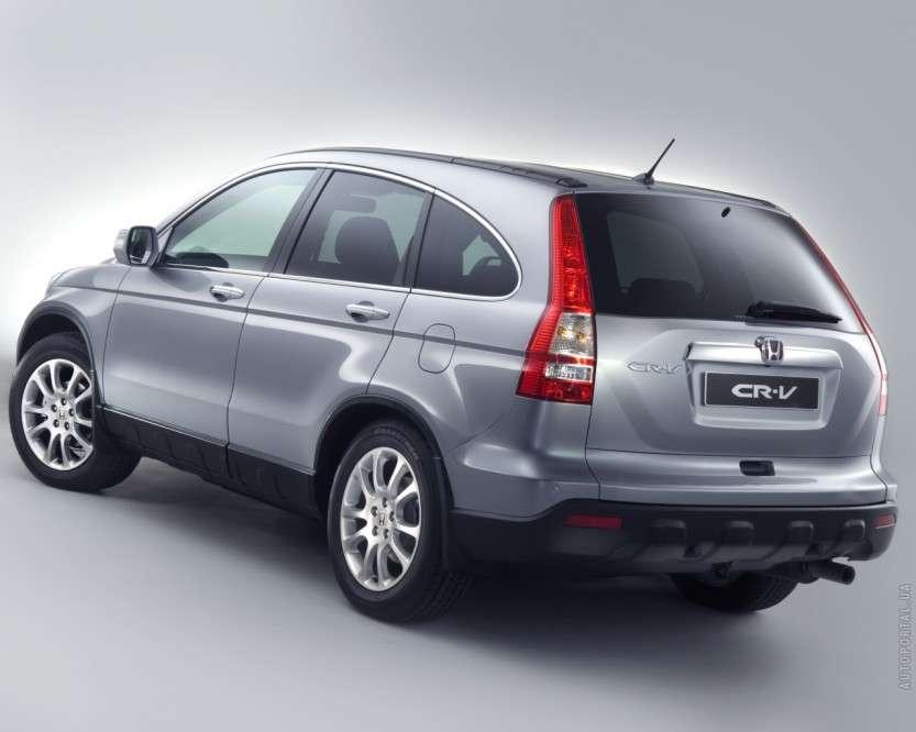 Хонда CR V цена