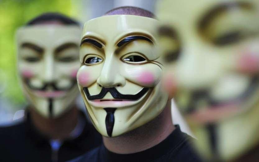 Как рассекретили ФРБ или история Анонимусов