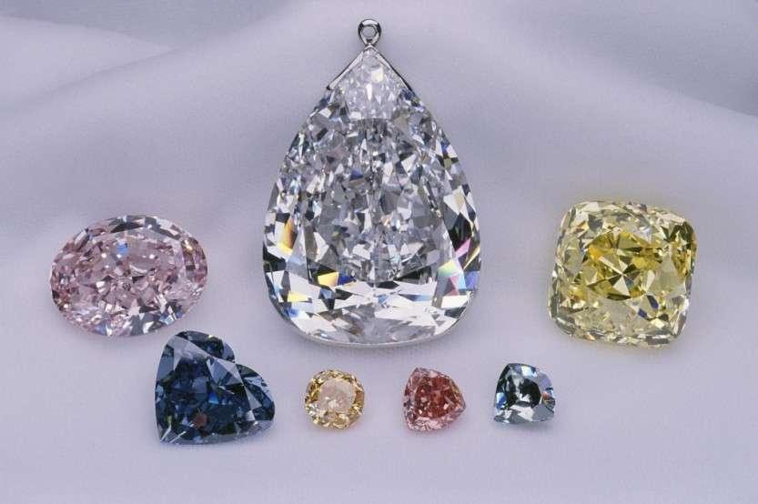Что вы не знали о бриллиантах?