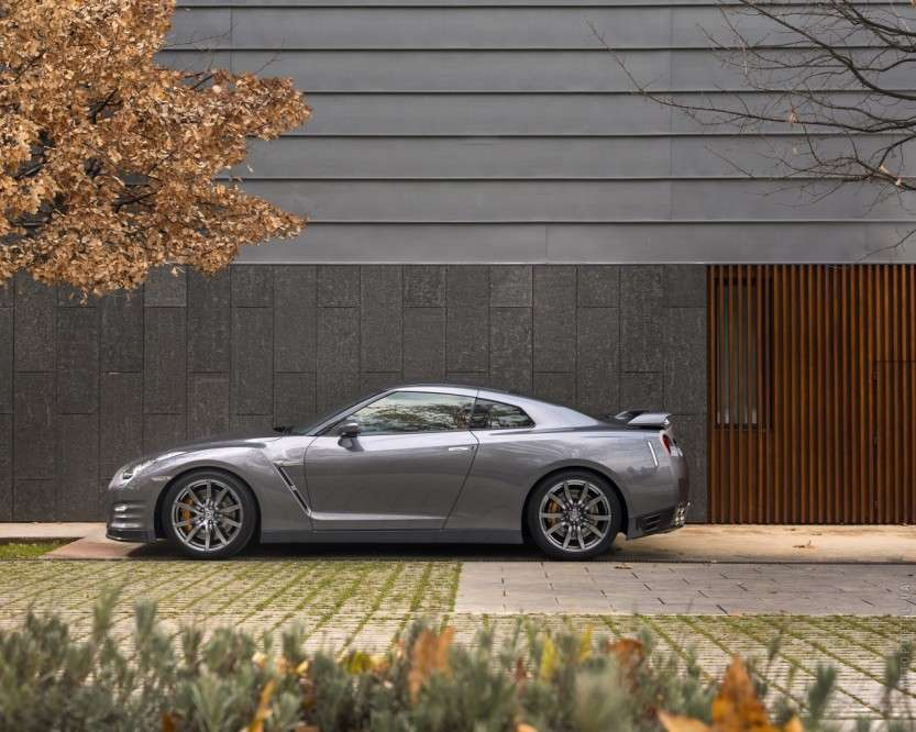 Представленный наследник Nissan GTR