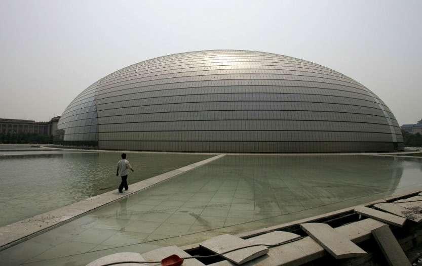Самый большой театр в мире