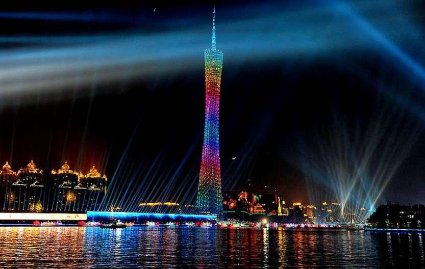 Самая высокая телебашня в мире