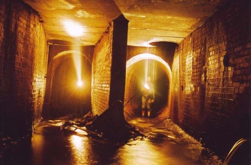 История секретного туннеля в Москве