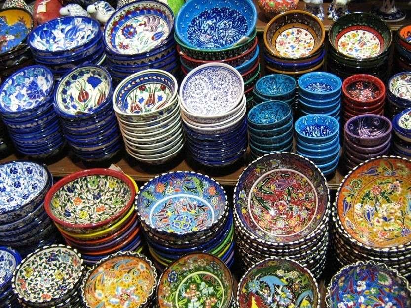 История турецкой керамики