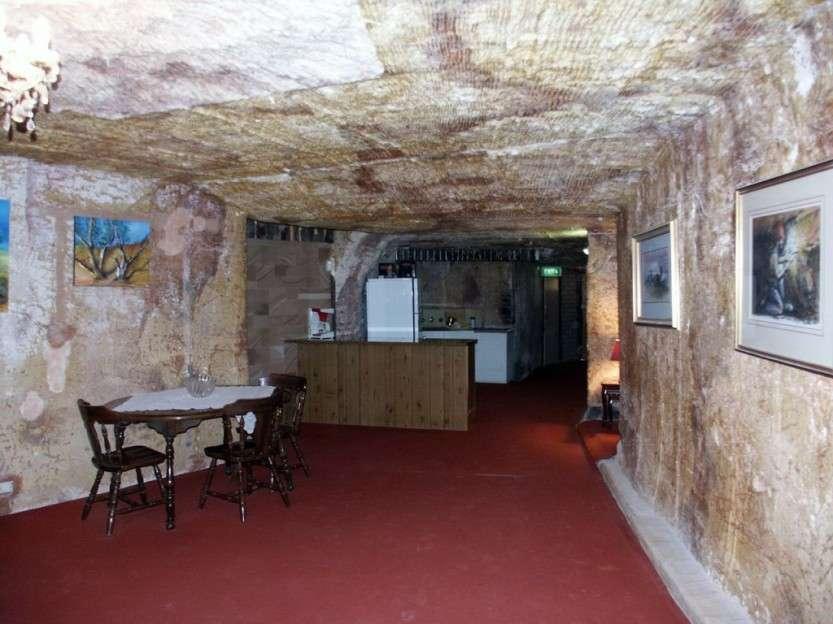 Существует ли подземный город?