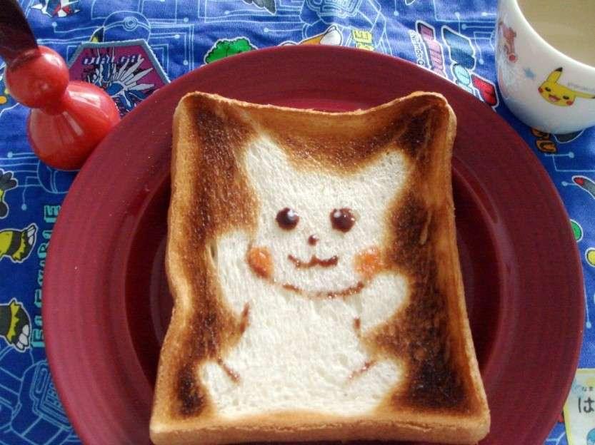 Уникальный тостер