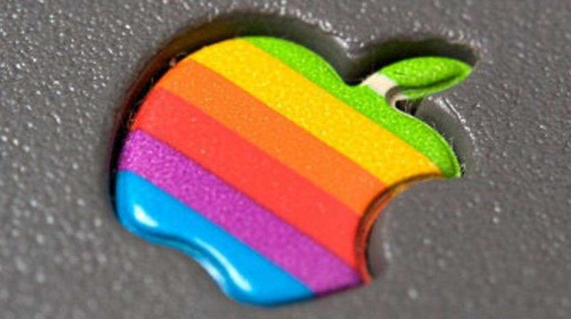 Проблемы Apple с логотипом