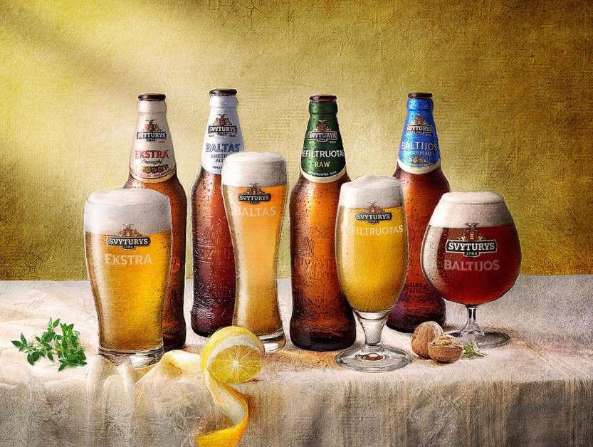 Где самое вкусное  пиво?