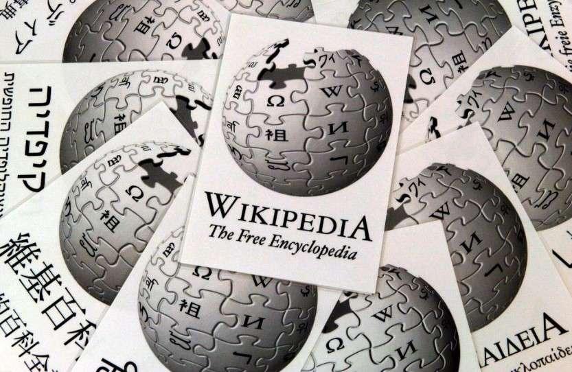 История логотипа Wikipedia