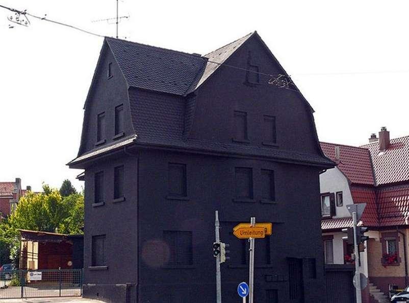 Загадка черного дома