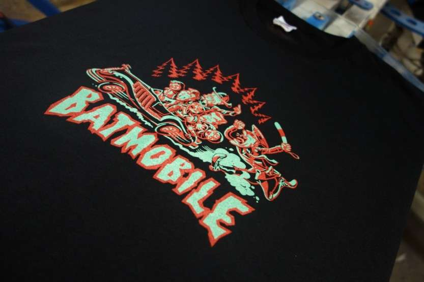 Печать на футболках в Волгограде — удобно и быстро!
