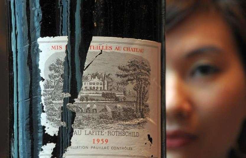 О самом дорогом вине в мире