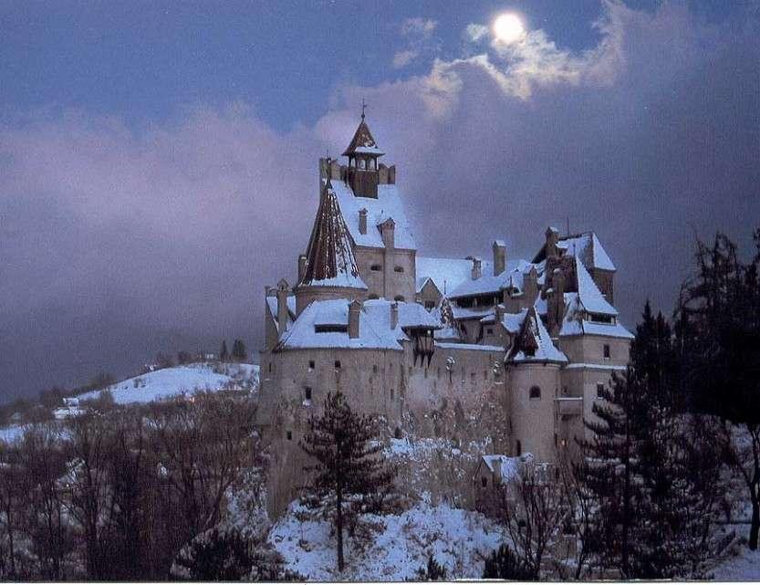 О замке графа Дракулы
