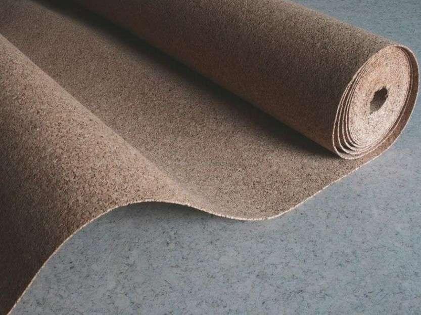 Подложка под напольное покрытие: предназначение и использование