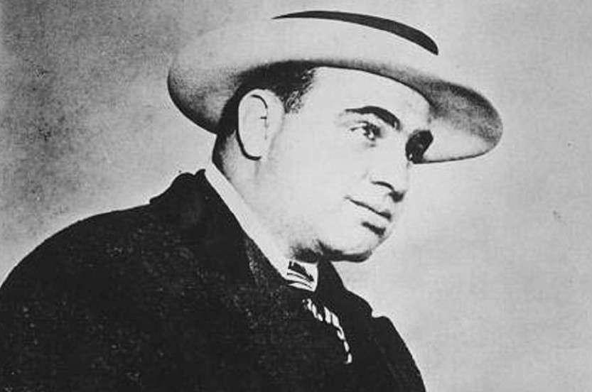 Аль Капоне – торговец мебелью?