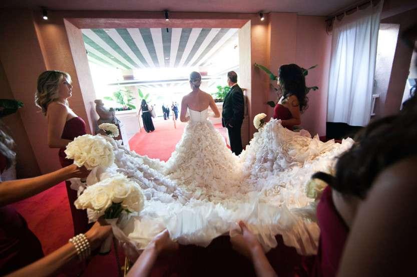 Самый дорогой свадебный фотограф в мире