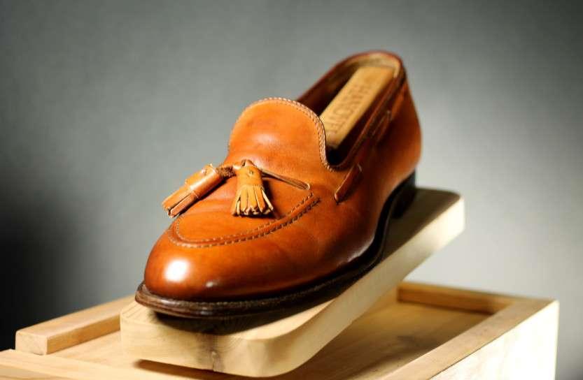 История обуви – лоферы