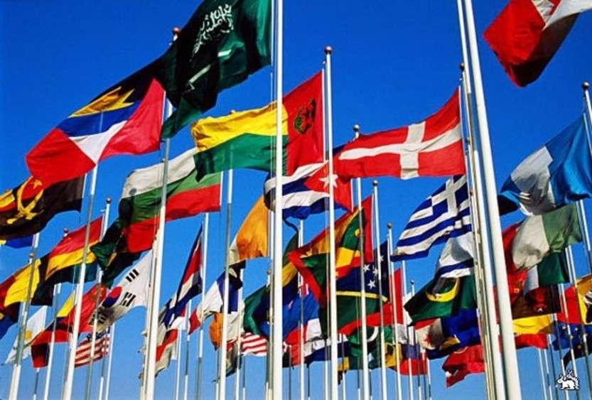 Интересные факты о флагах в мире