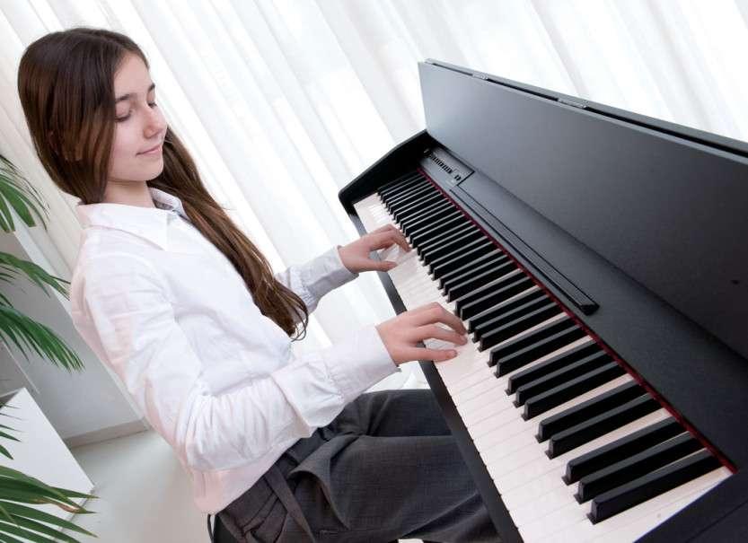 Преимущества цифрового пианино